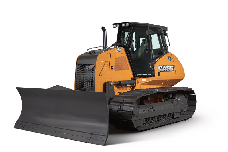 Call Yukon today to rent one of the high quality Case Dozers.