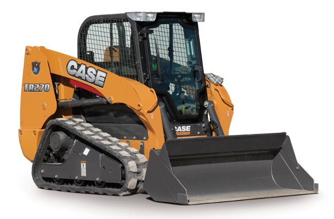 Call Yukon today to rent one of the high quality Case Skid Steers.