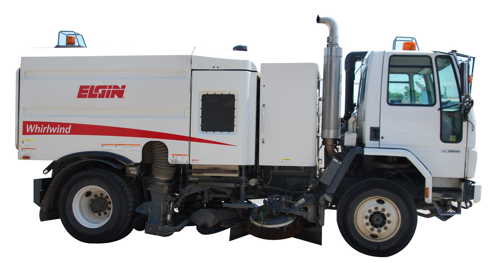 Call Yukon today to rent one of the high quality Sweepers.